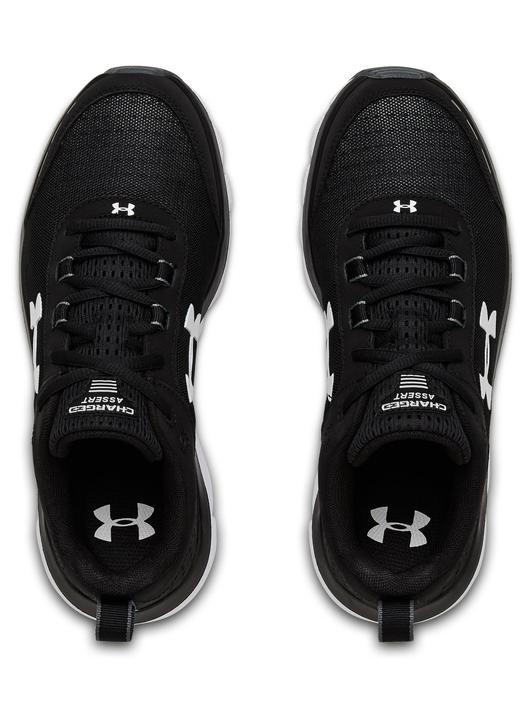 Siyah Kadın UA Charged Assert 8 Koşu Ayakkabısı
