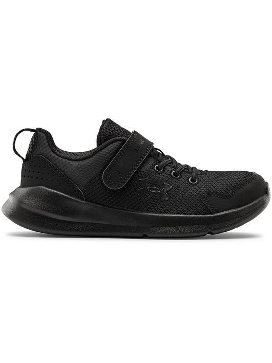 Siyah Erkek Çocuk UA Essential Ayakkabı