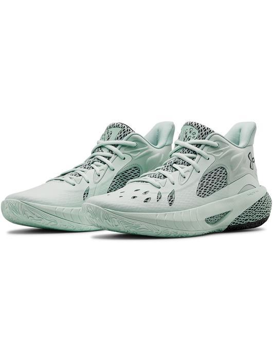 Mavi UA HOVR™ Havoc 3 Basketbol Ayakkabısı