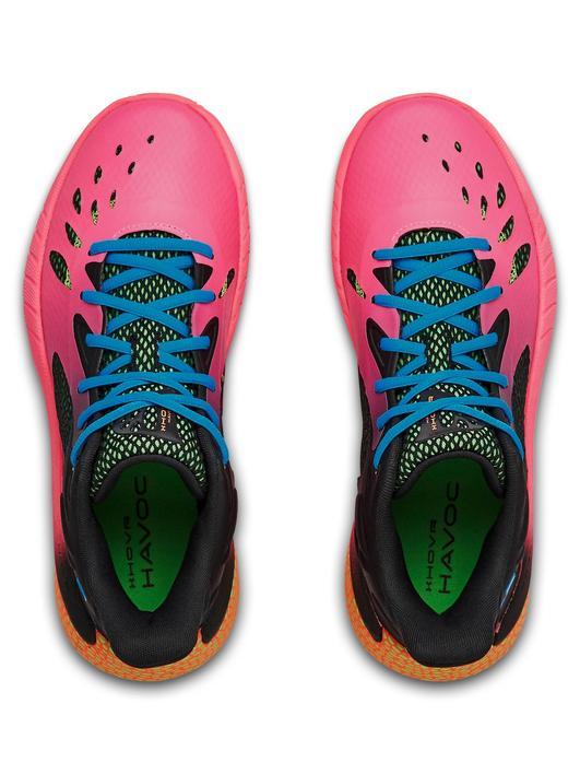 Pembe UA HOVR™ Havoc 3 Basketbol Ayakkabısı