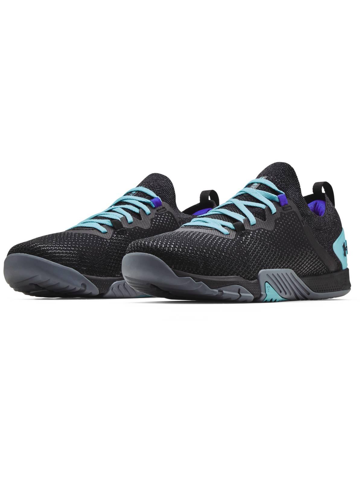 Erkek UA TriBase™ Reign 3 Antrenman Ayakkabısı Siyah
