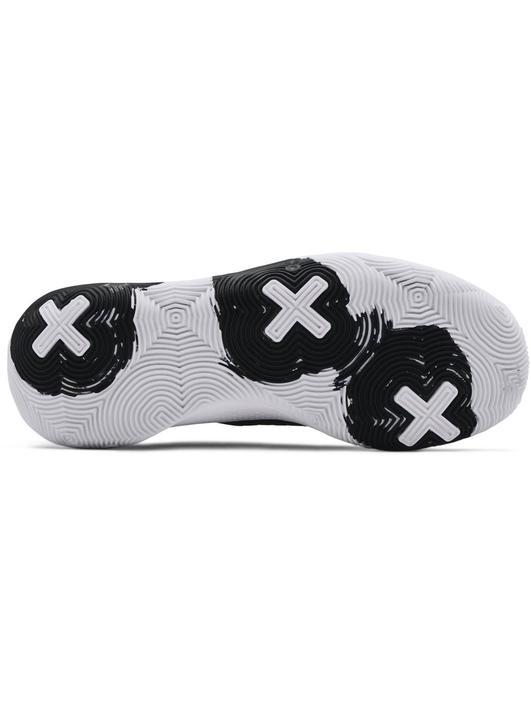 Siyah Unisex UA Spawn 3 Basketbol Ayakkabısı
