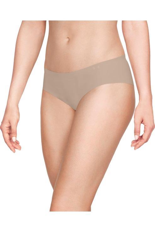 Kadın UA Pure Stretch Hipster 3'lü Paket
