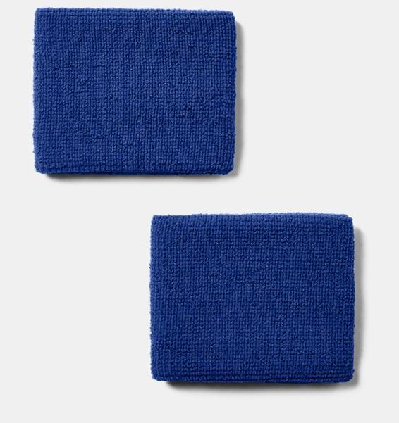 """Mavi Erkek UA 3"""" Performance Bileklik 2'li Paket"""