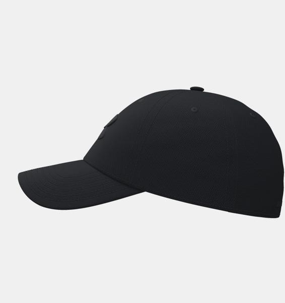 Siyah Erkek UA Blitzing 3.0 Şapka
