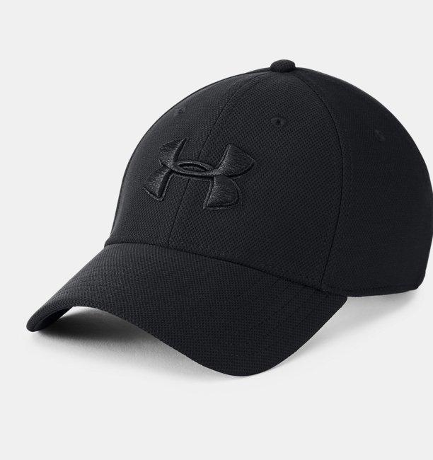 Erkek UA Blitzing 3.0 Şapka Siyah