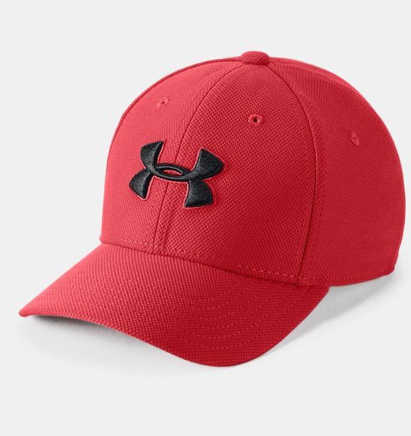 Erkek Çocuk UA Blitzing 3.0 Şapka