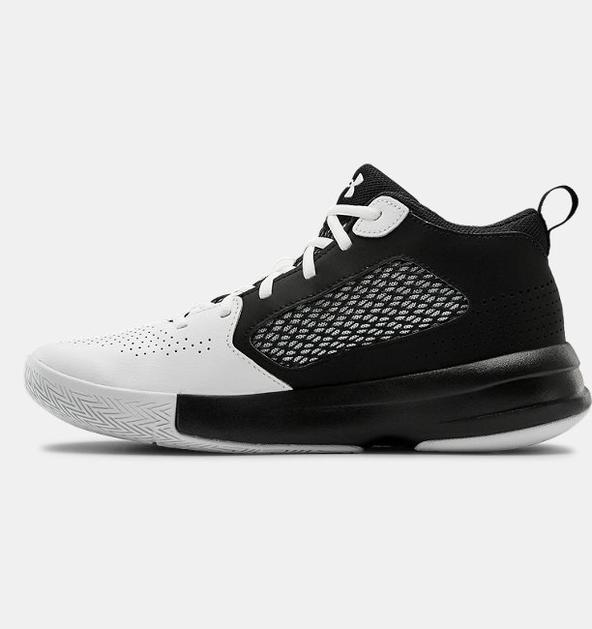 Yetişkin UA Lockdown 5 Basketbol Ayakkabısı