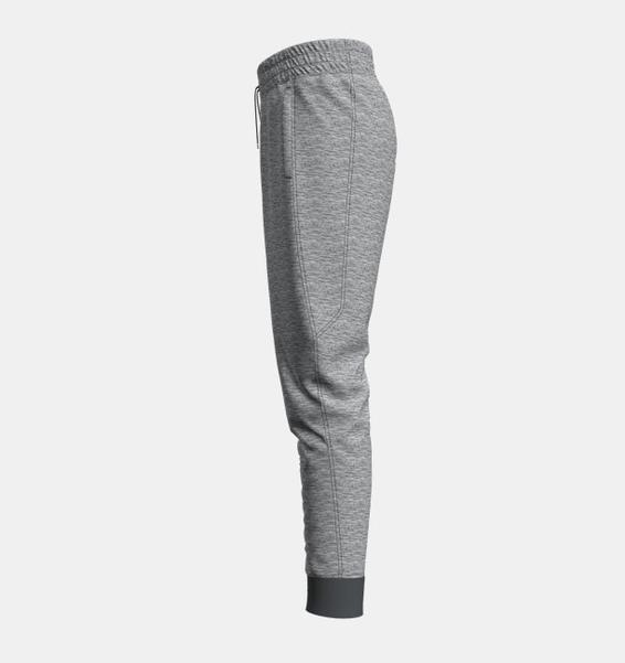 Gri Erkek Çocuk Armour Fleece® Jogger Eşofman Altı