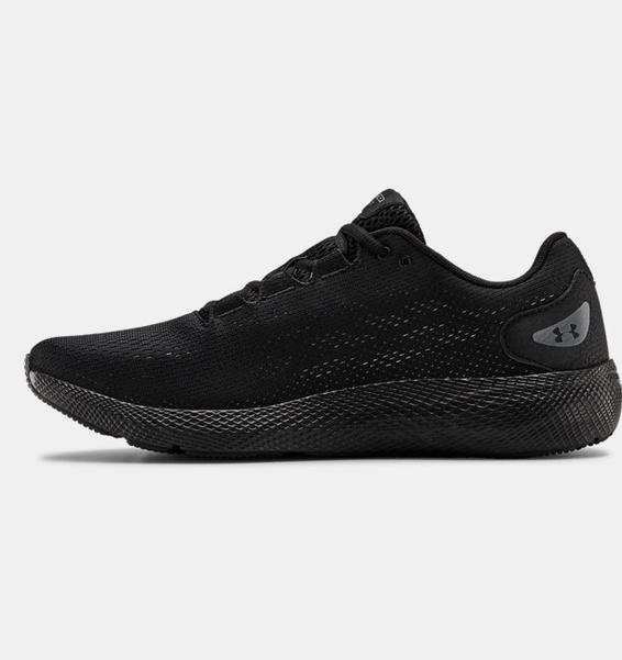 Siyah Erkek UA Charged Pursuit 2 Koşu Ayakkabısı