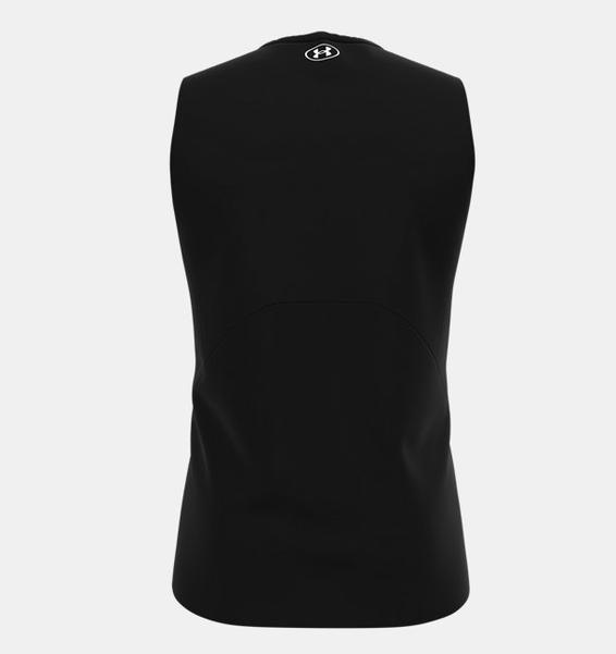 Siyah Erkek UA Iso-Chill Perforated Kolsuz