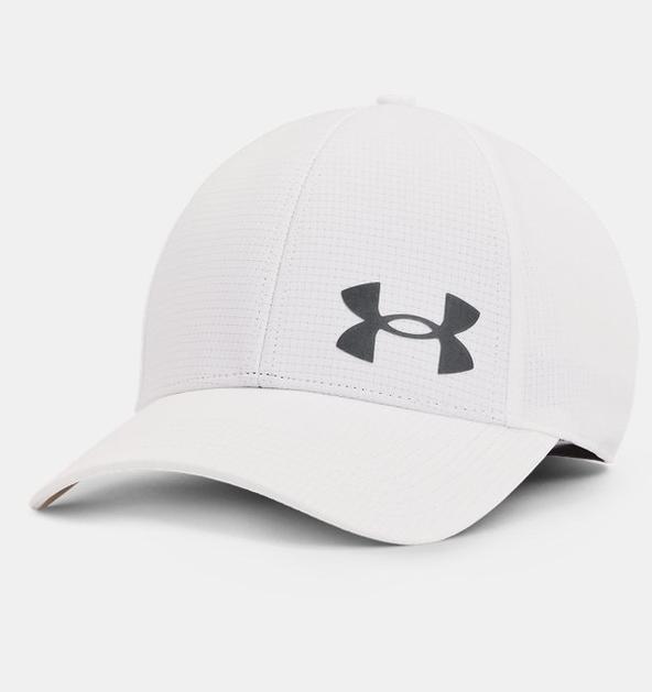 Erkek UA Iso-Chill ArmourVent™ Stretch Şapka