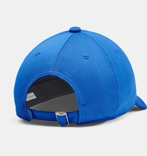Mavi Erkek Çocuk UA Blitzing Adjustable Şapka