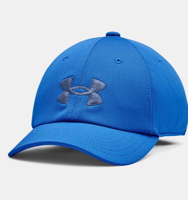Erkek Çocuk UA Blitzing Adjustable Şapka Mavi