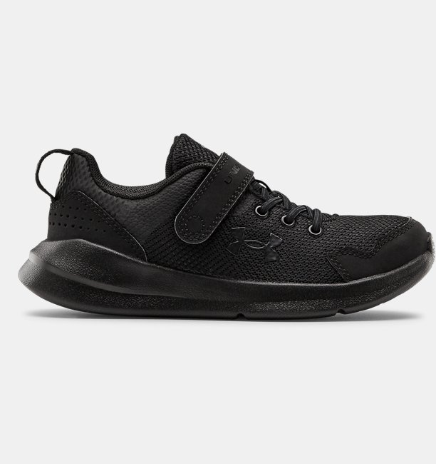 Erkek Çocuk UA Essential Ayakkabı Siyah