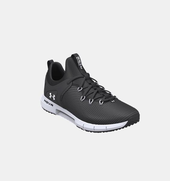 Siyah Kadın UA HOVR™ Rise 2 Antrenman Ayakkabısı