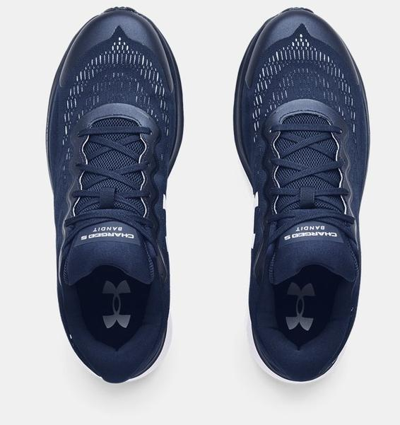 Lacivert Erkek UA Charged Bandit 6 Koşu Ayakkabısı