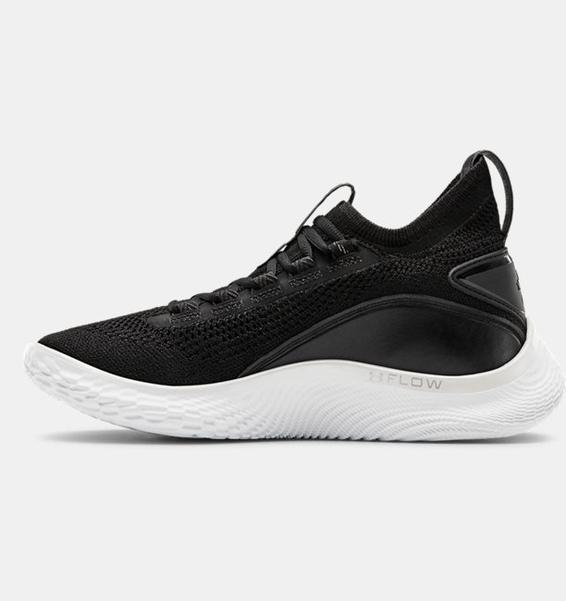 Siyah Curry Flow 8 Basketbol Ayakkabısı