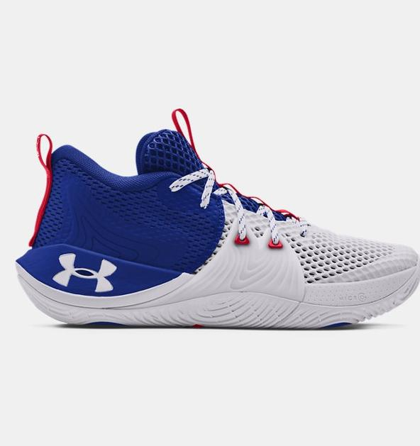 Unisex UA Embiid One Basketbol Ayakkabısı