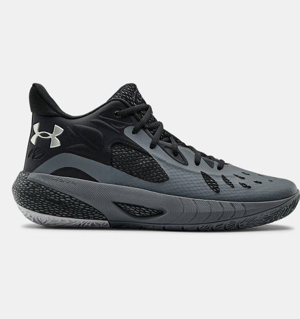 UA HOVR™ Havoc 3 Basketbol Ayakkabısı Gri