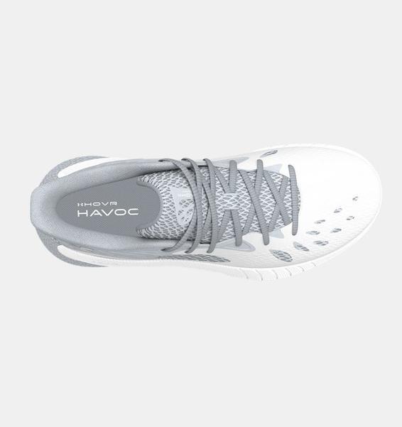 Beyaz UA HOVR™ Havoc 3 Basketbol Ayakkabısı