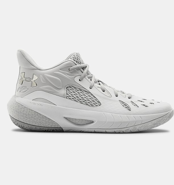 UA HOVR™ Havoc 3 Basketbol Ayakkabısı Beyaz