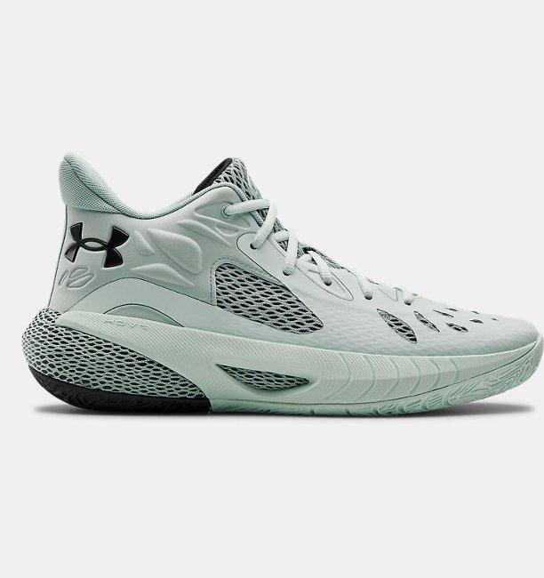 UA HOVR™ Havoc 3 Basketbol Ayakkabısı Mavi