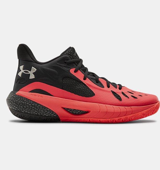 UA HOVR™ Havoc 3 Basketbol Ayakkabısı Kırmızı