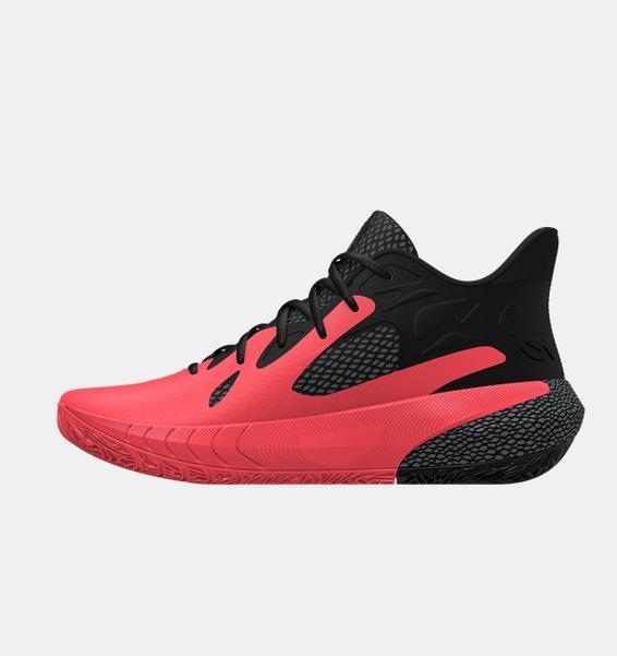 Kırmızı UA HOVR™ Havoc 3 Basketbol Ayakkabısı