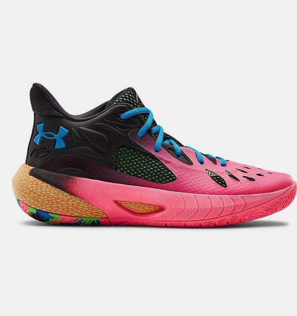 UA HOVR™ Havoc 3 Basketbol Ayakkabısı Pembe