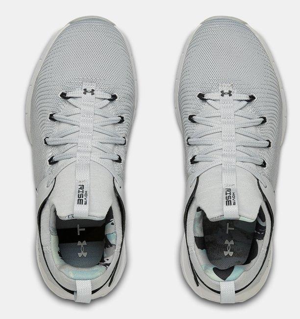 Kadın UA HOVR™ Rise 2 LUX Antrenman Ayakkabısı Gri