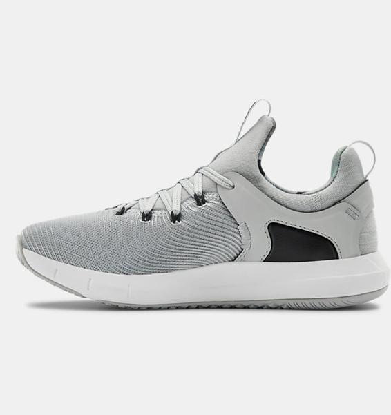 Gri Kadın UA HOVR™ Rise 2 LUX Antrenman Ayakkabısı