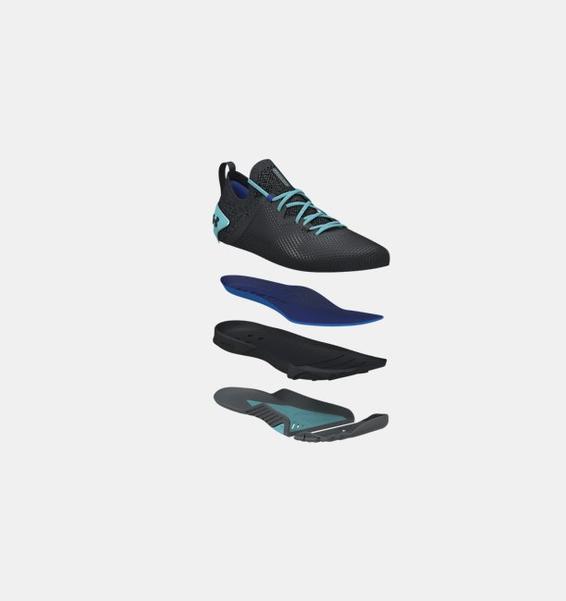 Siyah Erkek UA TriBase™ Reign 3 Antrenman Ayakkabısı