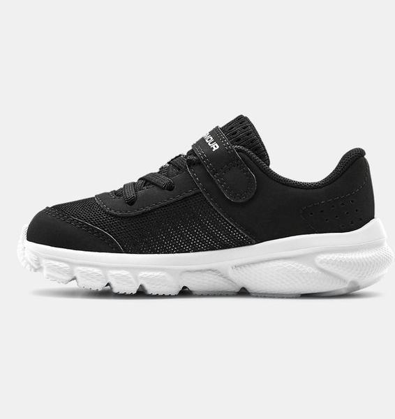 Siyah Erkek Bebek UA Assert 8 Koşu Ayakkabısı