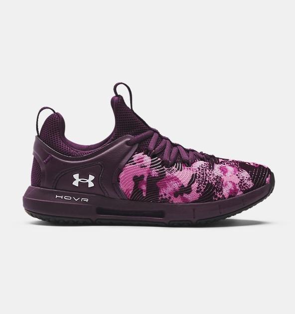 Kadın UA HOVR™ Rise 2 Print Antrenman Ayakkabısı