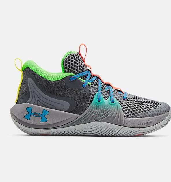 Unisex UA Embiid One GM PT Basketbol Ayakkabısı