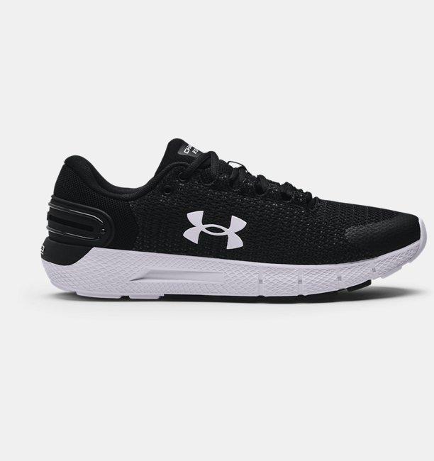 Erkek UA Charged Rogue 2.5 Koşu Ayakkabısı Siyah