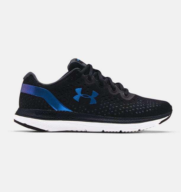 Kadın UA Charged Impulse Shft Koşu Ayakkabısı Siyah