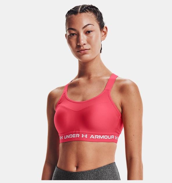 Kadın Armour® High Crossback Spor Sütyeni