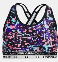 Kız Çocuk UA Crossback Printed Spor Sütyeni