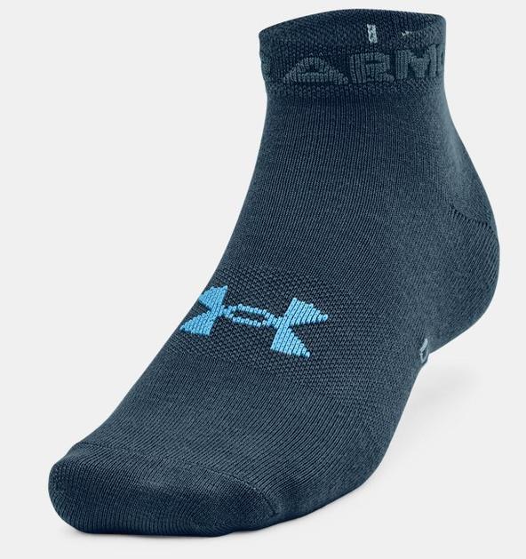 Unisex UA Essential Kısa Çorap 3'lü Paket