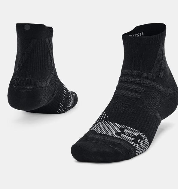 Unisex UA RUSH™ Quarter Çorap