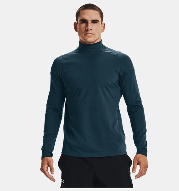 Erkek UA RUSH™ ColdGear® Yarım Balıkçı