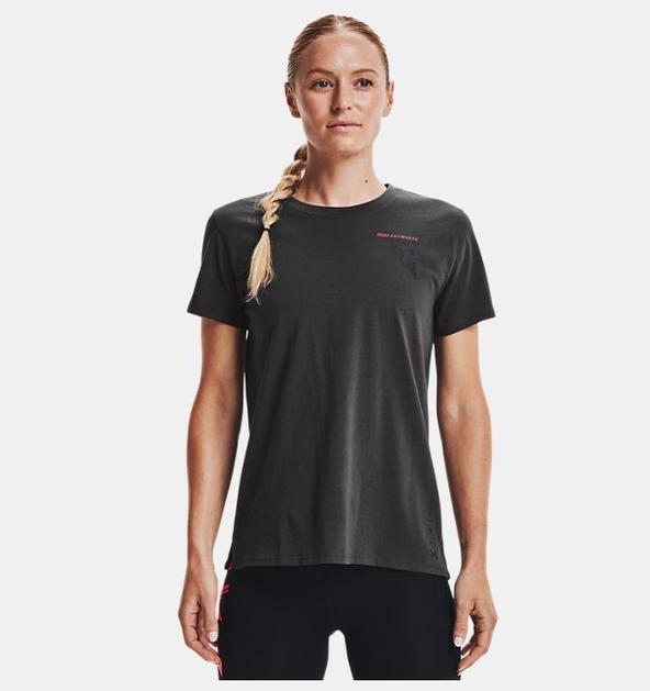 Kadın UA Run Anywhere Kısa Kollu