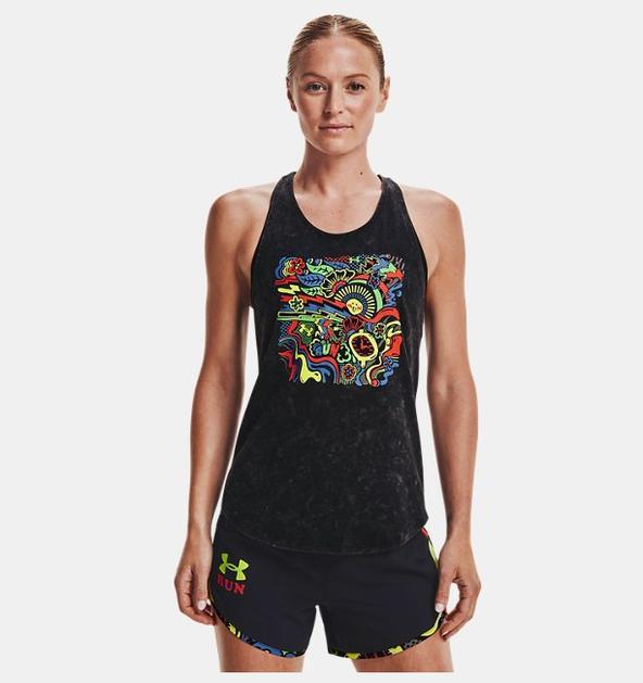 Kadın UA Keep Run Weird Atlet