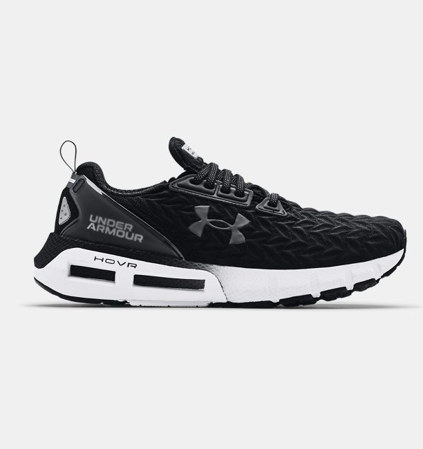 Erkek UA HOVR™ Mega 2 Clone Koşu Ayakkabısı Siyah
