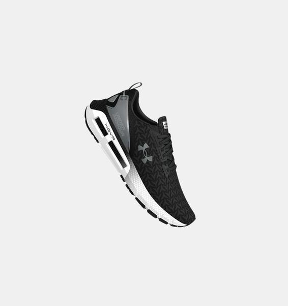 Siyah Erkek UA HOVR™ Mega 2 Clone Koşu Ayakkabısı