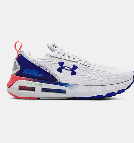 Beyaz Erkek UA HOVR™ Mega 2 Clone Koşu Ayakkabısı