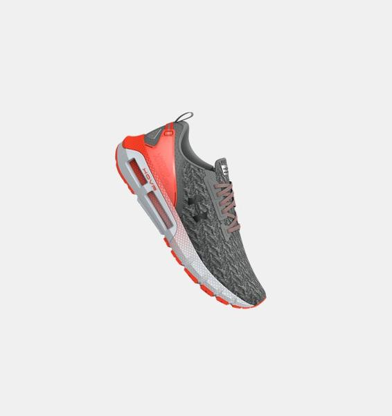 Gri Erkek UA HOVR™ Mega 2 Clone Koşu Ayakkabısı