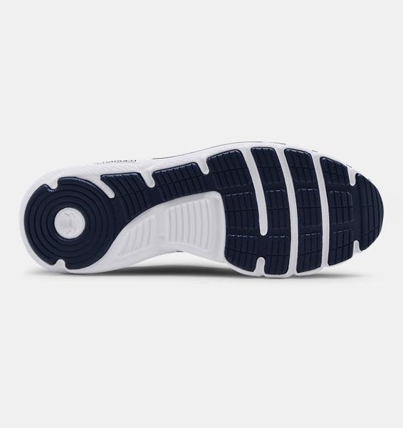 Lacivert Erkek UA Charged Assert 9 Koşu Ayakkabısı